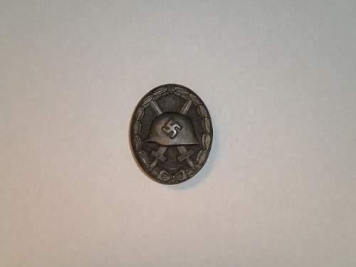 das Verwundetenabzeichen (Wound Badges)  Real or Fake??