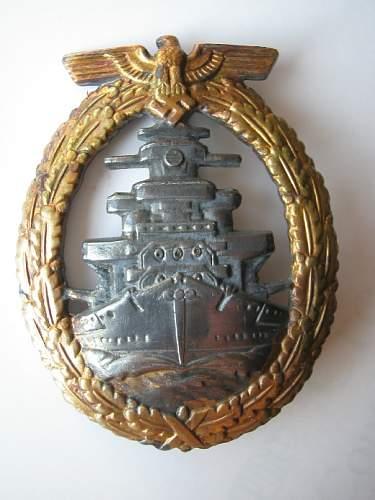 The best DESIGNED Third Reich award.