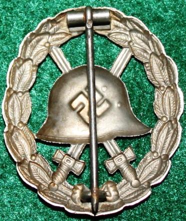 Spanish Civil War Wound Badge?