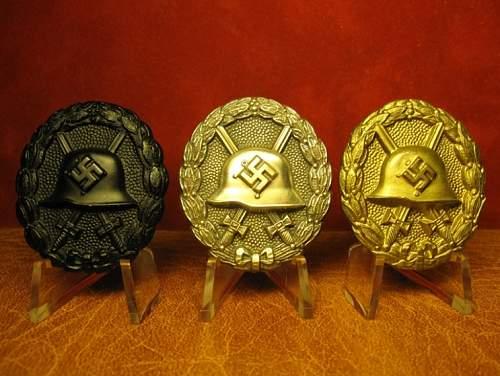 Verwundeten-Abzeichen 1936-39