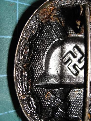 Click image for larger version.  Name:WW2 German BWB - Back No Rivet.jpg Views:90 Size:201.4 KB ID:377208