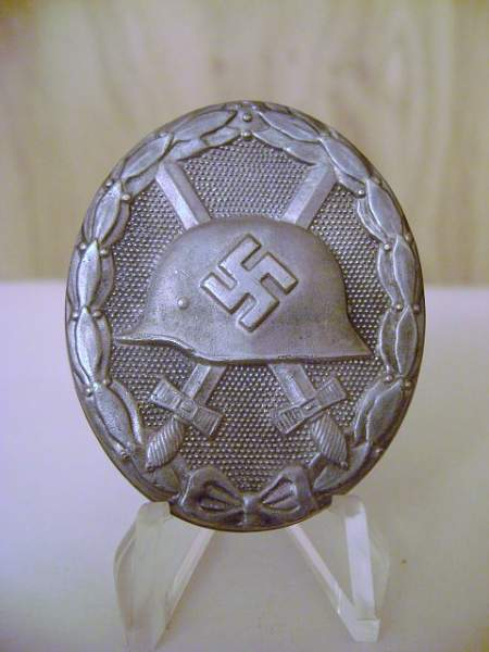 Help On Wound Badge