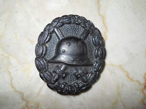 Name:  ww1 wound badge black 1.jpg Views: 1535 Size:  24.7 KB