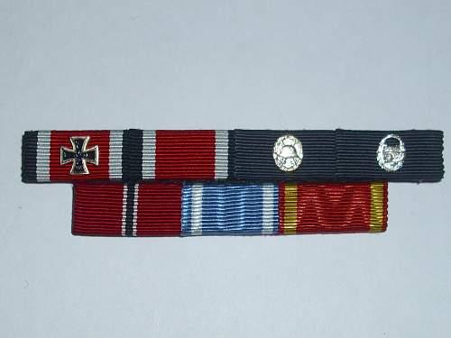 German Wound Badge information/Verwundetenabzeichen handbuch