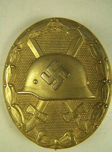Click image for larger version.  Name:german wound badge 002.jpg Views:126 Size:126.6 KB ID:56016