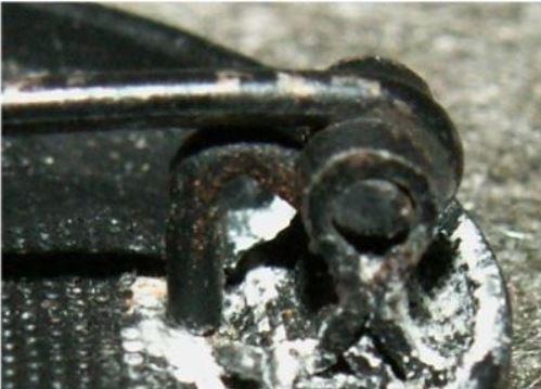 Verwundetenabzeichen 1939 Black