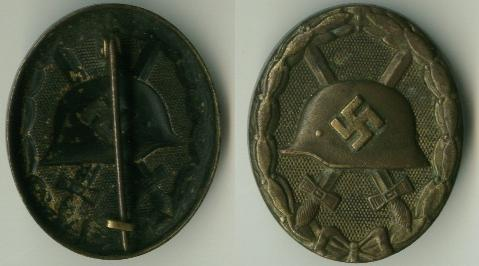 Is this wound badge authentic?