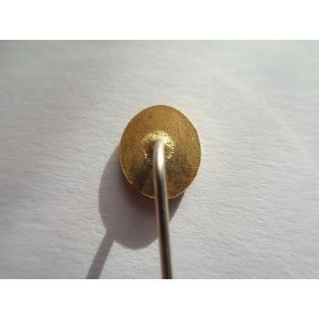 Verwundetenabzeichen 1939 in Gold mini - Original/Fake