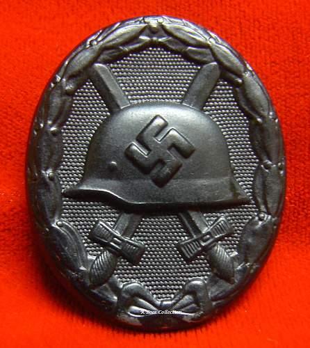 Opinions Please - Verwundetenabzeichen 1939 in Schwarz - It's my first!
