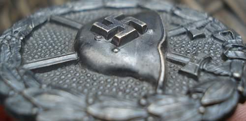 Verwundetenabzeichen Legion Condor