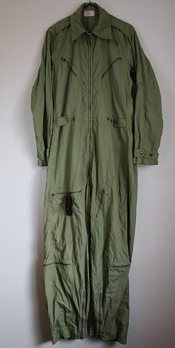 RAAF Long Sleeve Cotton Flight Suit