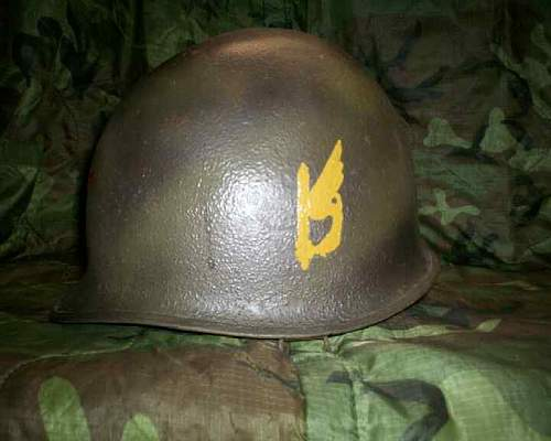 Painted Helmet