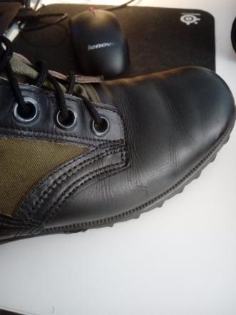 Issue with OG 1968 jungle boots