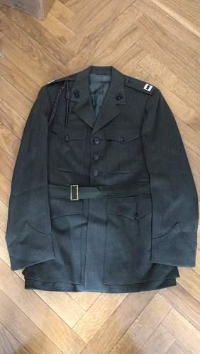 Usmc captain uniforms opinions