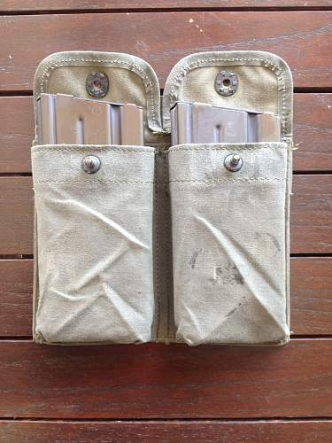 American vs British AR15 Magazines Pouches