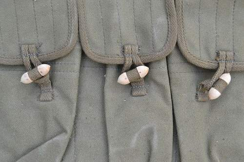 M56 Chest rig China made 1971
