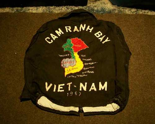 Vietnam War Militaria Collection 1954-1975