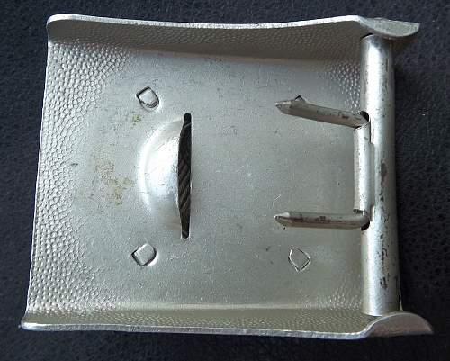 Reichswehr aluminium