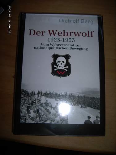 Wehrwolf 1923-1933