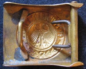 Weimar Reichsmarine buckle, good ?