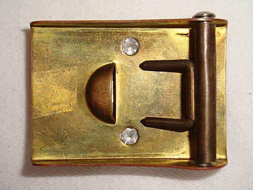 Stahlhelmbund Buckle, small