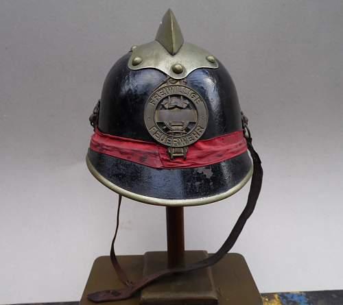 Steel Weimer Feuerwehr