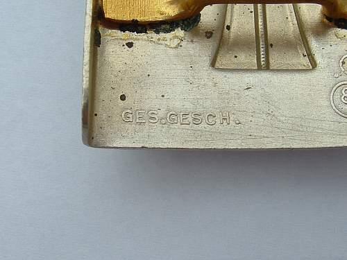Click image for larger version.  Name:Nickel Turnershaft pos maker Wilhelm Schroder Ges Gesch.jpg Views:22 Size:118.1 KB ID:470652