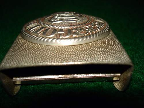 the Reichswehr buckle