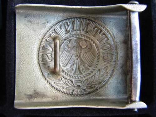 the Reichswehr
