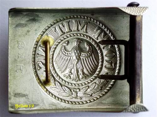 Reichswehr - P&C