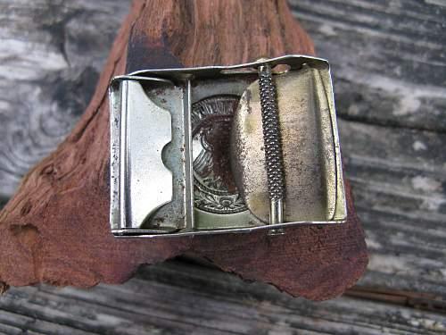 Reichsmarine 35mm Buckle