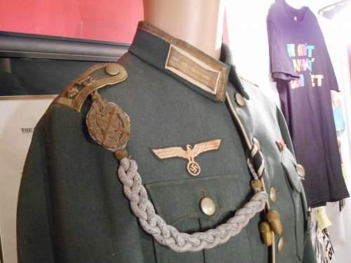 Reichswehr - 1935 Unit Marked