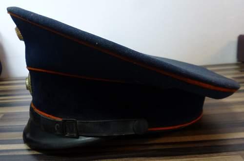 Postal-Related Headgear