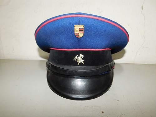 FW (Feuerwehr) Visors