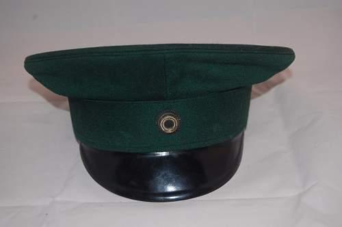 Misc. Civil Headgear