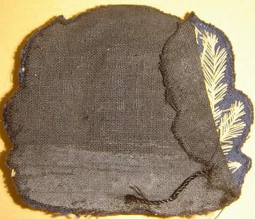 Reichsmarine Headgear Thread