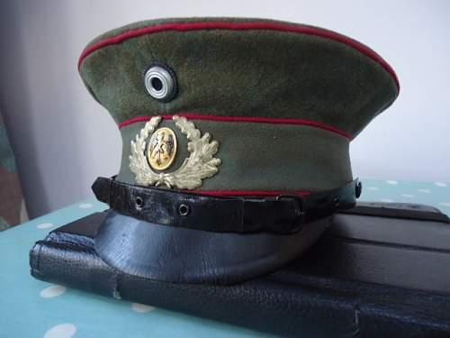 RW - Tuppenamt Visors/Reichswehrministerium/Veterinaroffiiziere
