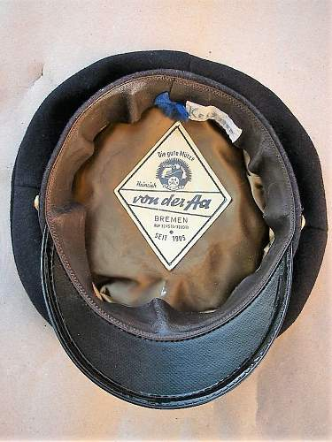 Reichsmarine Visor for Review & Comment