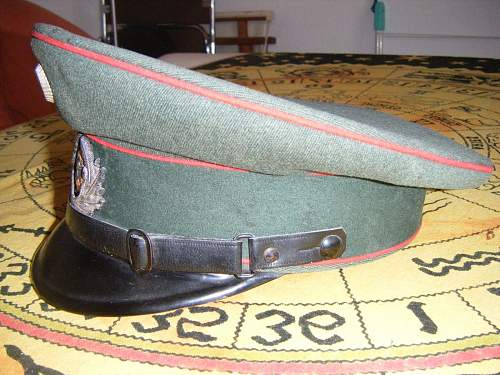 RW-Artillerie Headgear
