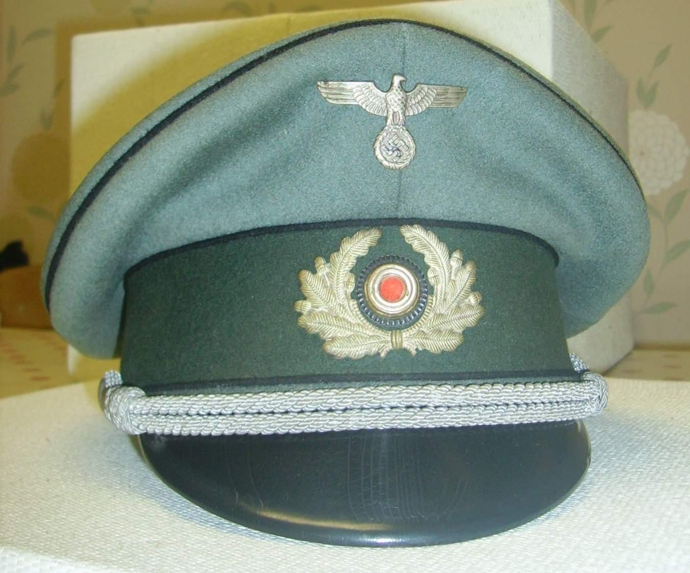 15922f66783 Reichswehr Caps 1919 -1934