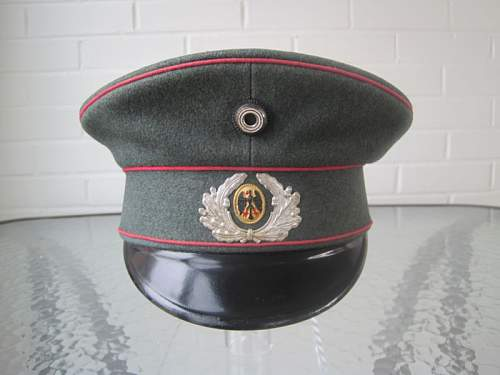 RW-Kraftfahr Troops Headgear