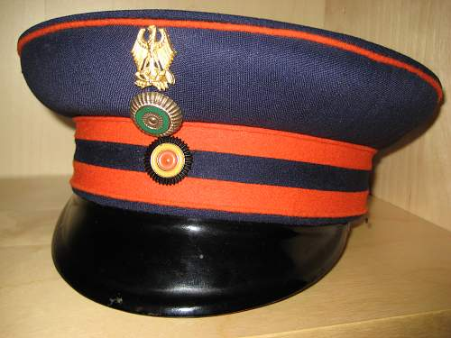 Postal-Related Headgear