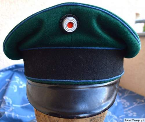 Unreferenced Weimar Visors