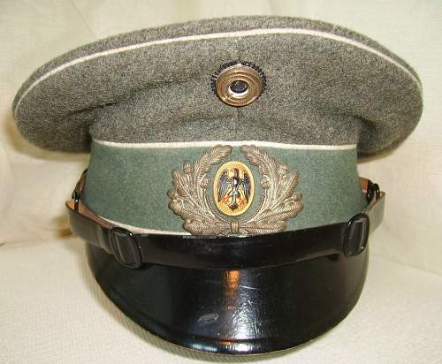 RW-Infantry Visors