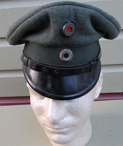 Stahlhelmbund Headgear