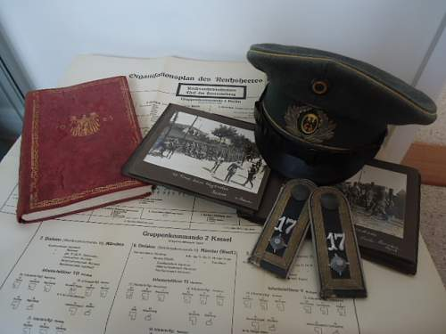 Die Reichswehr Im Bild: Infantry Regiment 17