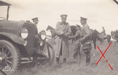 Click image for larger version.  Name:1926 Königsbrück. Reichswehr Generaloberst Hans von Seeckt und General. Gruppenman&#24.jpg Views:822 Size:112.2 KB ID:665860