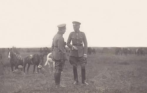Click image for larger version.  Name:1926 Königsbrück. Reichswehr Generaloberst Hans von Seeckt und General. Gruppenman&#24.jpg Views:327 Size:122.9 KB ID:665861