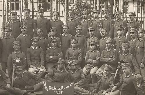 Click image for larger version.  Name:1925 Truppenübungsplatz Grafenwöhr. 20. Infanterie-Rеgiment..jpg Views:240 Size:106.7 KB ID:703577