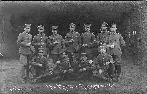 Click image for larger version.  Name:1925 - Мärz - 12. Infanterie-Rеgiment. Truppenübungsplatz, Alte Meute in A.jpg Views:629 Size:215.5 KB ID:703579